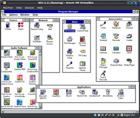 Windows 3.11 (Agosto 1993)