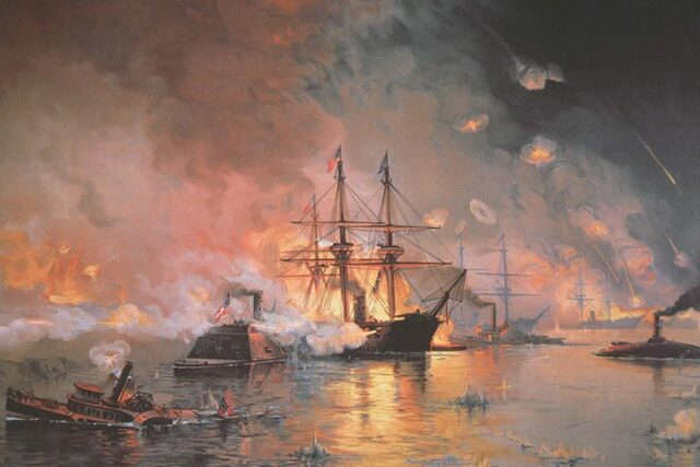Battle & Capture of New Orleans