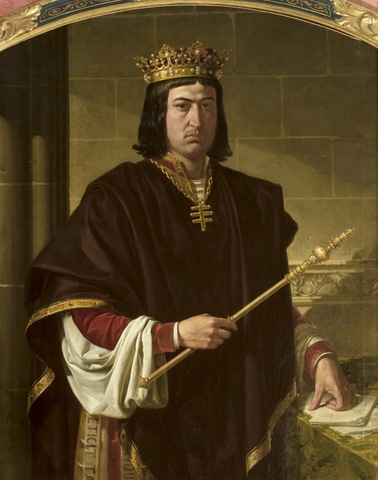 Fernando II of Aragon becomes king.