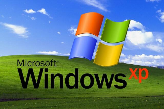 Windows XP (Octubre 2001)