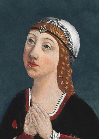 Isabel of Aragon.