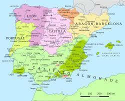 El reino de Castilla se anexiona al reino de León