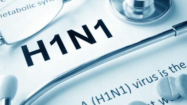 Gripe porcina A(H1N1)