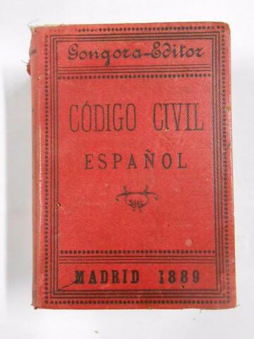Se promulga en España el Código Civil