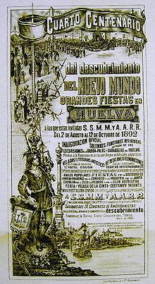 Declaración del 12 de octubre como Fiesta Nacional en España