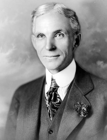 Nacimiento de H. Ford