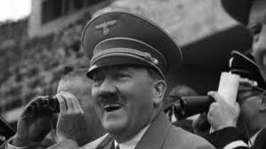 La dictadura de Hitler.