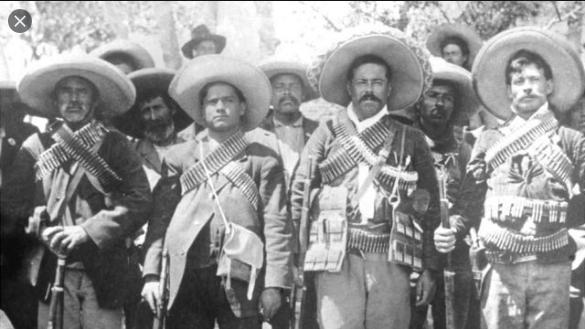 Inicia Revolución Mexicana