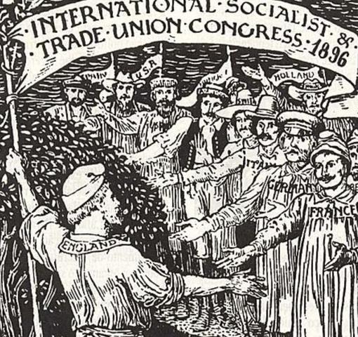 Nacimiento de la II Internacional.