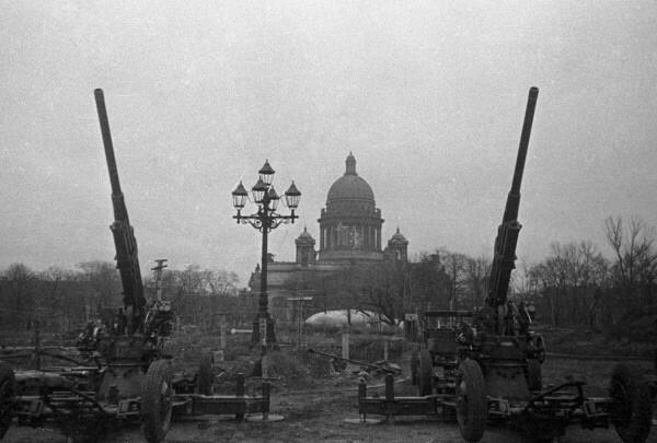 Sitio de Leningrado