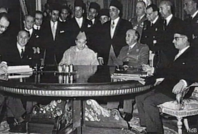 Marokoko independentzia