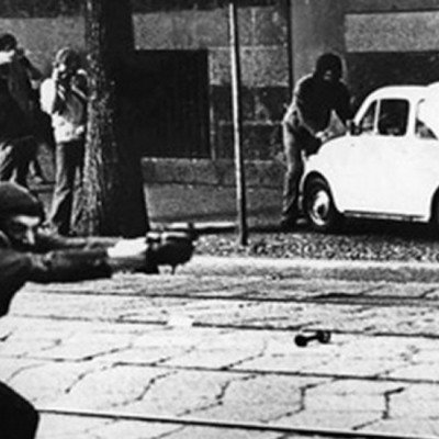 Gli anni di piombo: 1968 - 1979 timeline