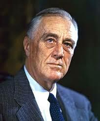 Franklin D. Roosevelt ( 2do personaje )