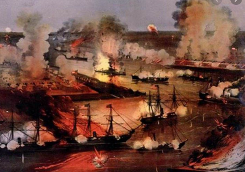 The Battle and Capture of New Orleans