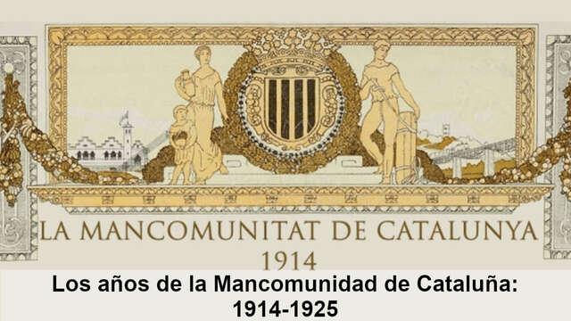 Mancomunidad de Cataluña