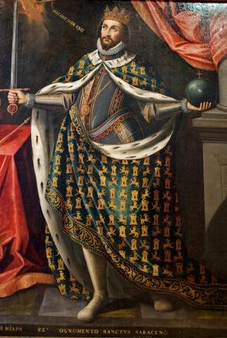Fernando III ocupa Jaén