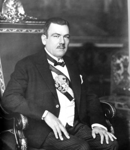 Presidencia de Plutarco Elías Calles