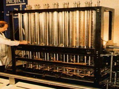 Nacimiento de la informática en la Edad Contemporánea (1789 a la actualidad)