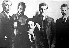 1928 Partido Liberal Mexicano
