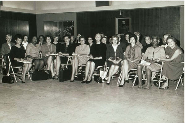 Founding of National Organization of Women (NOW)