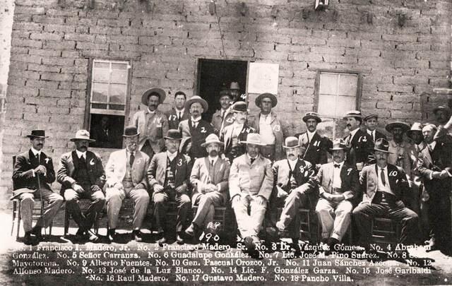 1911 Tratados de Ciudad Juárez