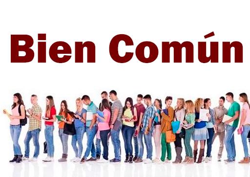 CONCEPTO DE BIEN COMÚN