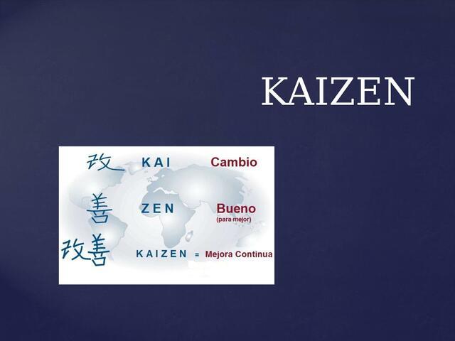KAIZEN (JAPON)