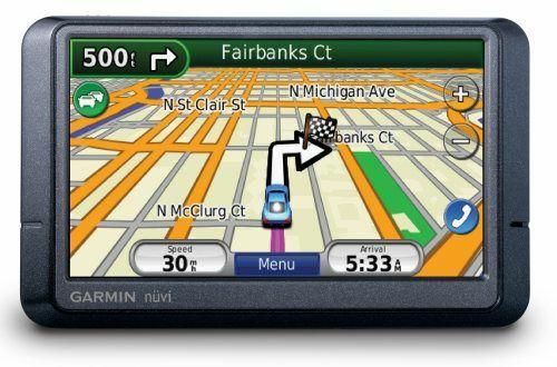 Le premier système GPS