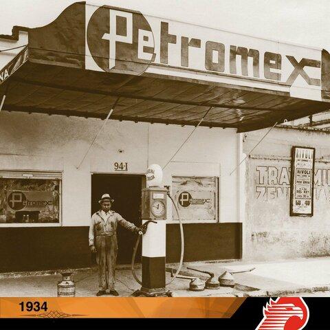 Fundación de PETROMEX
