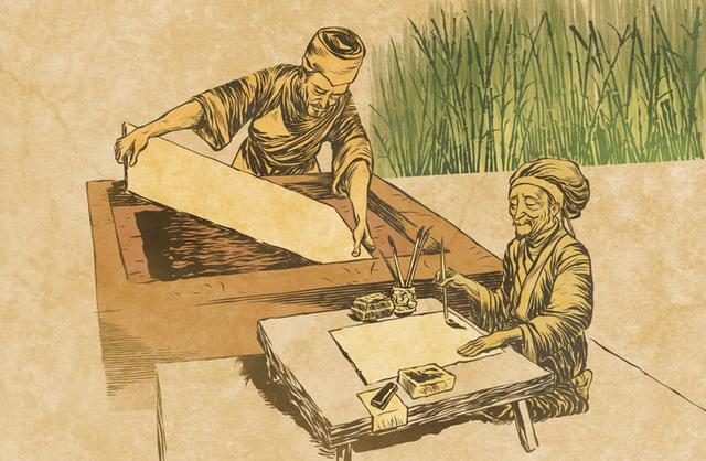 El papel y su importancia para la educación en la Edad Antigua (3500 a. c- 476 d. c)