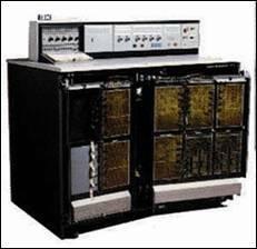 Tercera generación de computadora