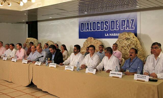 Proceso de Negociación con las FARC
