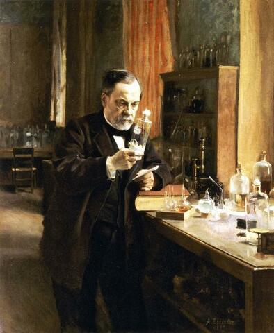 Fermentación de Louis Pasteur