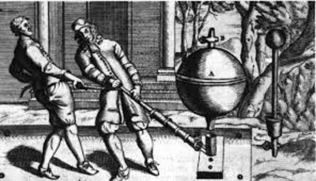 Robert Boyle y  Otto von Guericke