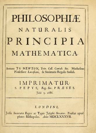 Ley de Isaac Newton