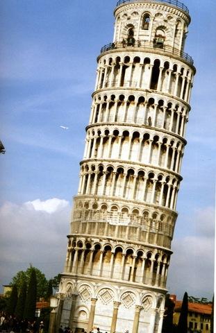 1173  Torre de Pisa