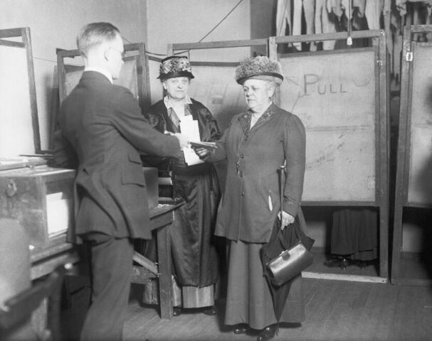 Election of 1920