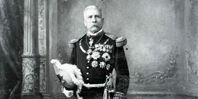 Porfirio Díaz es elegido como presidente