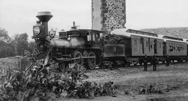 Construcción de vías ferrocarrileras