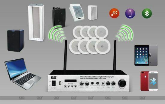 Transmisión Broadcasting y video