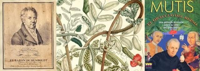 La época de las expediciones botánicas y científicas al Nuevo Mundo