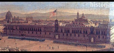 entrada de estados unidos a la capital