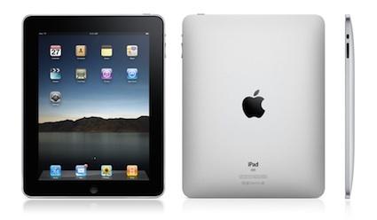 Llegada del iPad