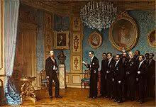 1863-1867 Segundo Imperio Mexicano.