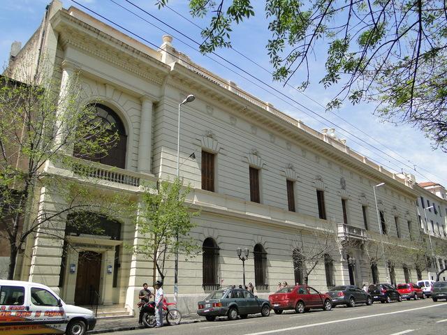La Academia de las Ciencias de Córdoba
