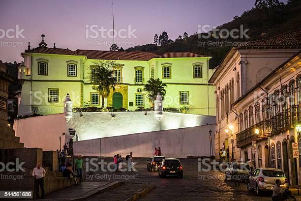 La Escuela de Minas de Ouro Preto,