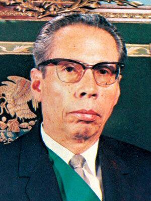 Gustavo Díaz ordaz es elegido presidente