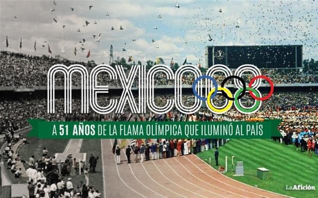 Juegos olimpicos en México