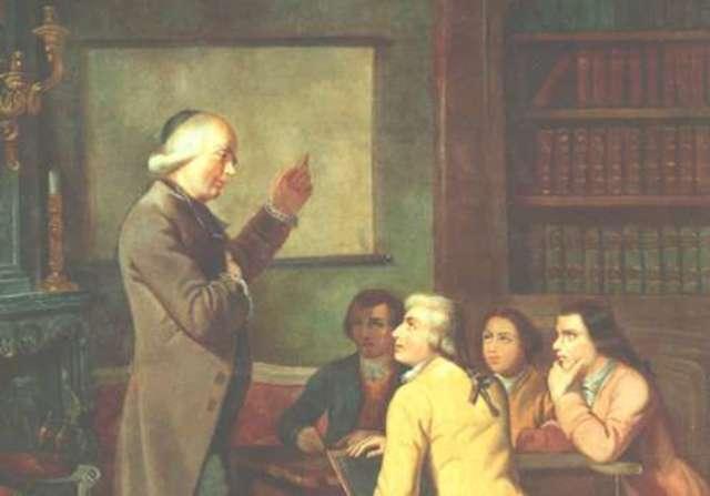 Fundação da primeira escola de surdos.