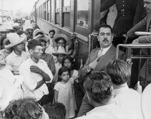 Nacionalización de ferrocarriles